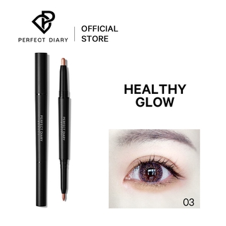Hình ảnh Bút Trang Điểm Bọng Mắt Perfect Diary Glow Double-Effect Waterproof Eye highlighter 0.61g shadow 0.2g