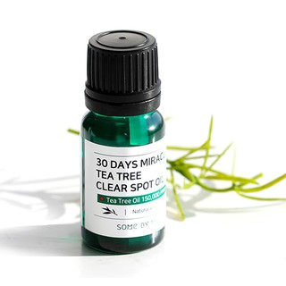 Tinh chất trị mụn Some By Mi 30 Days Miracle Tea Tree Clear Spot Oil