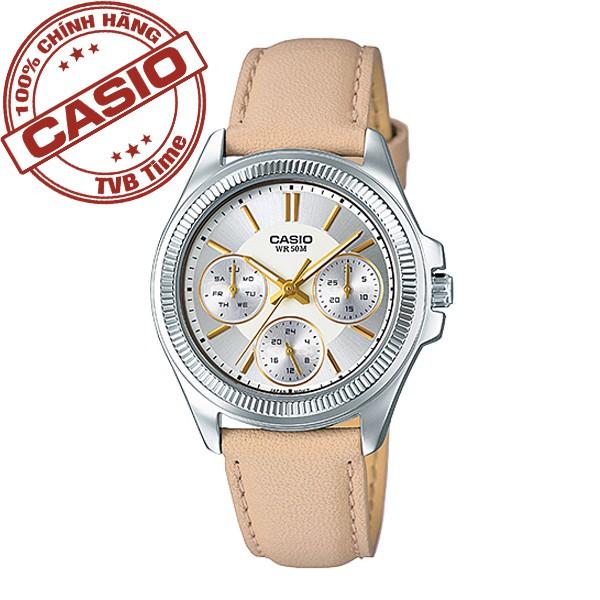 Đồng hồ nữ dây da Casio Standard Anh Khuê LTP-2088L-7AVDF
