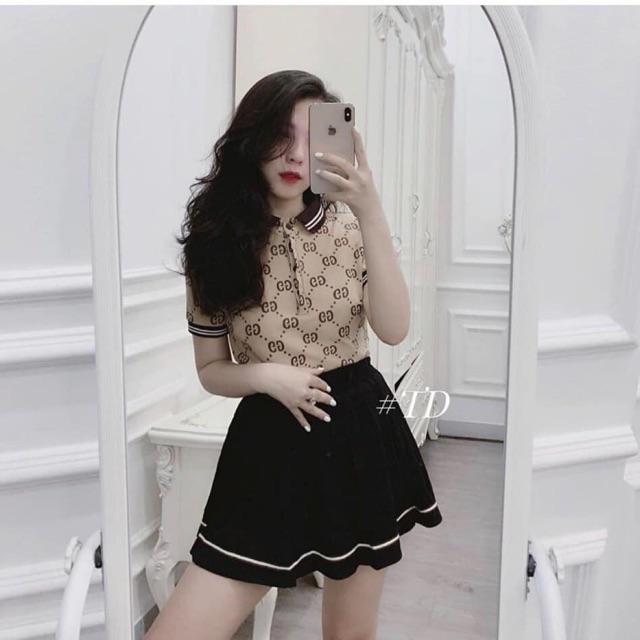 Sét chân váy cộng áo bán sỉ