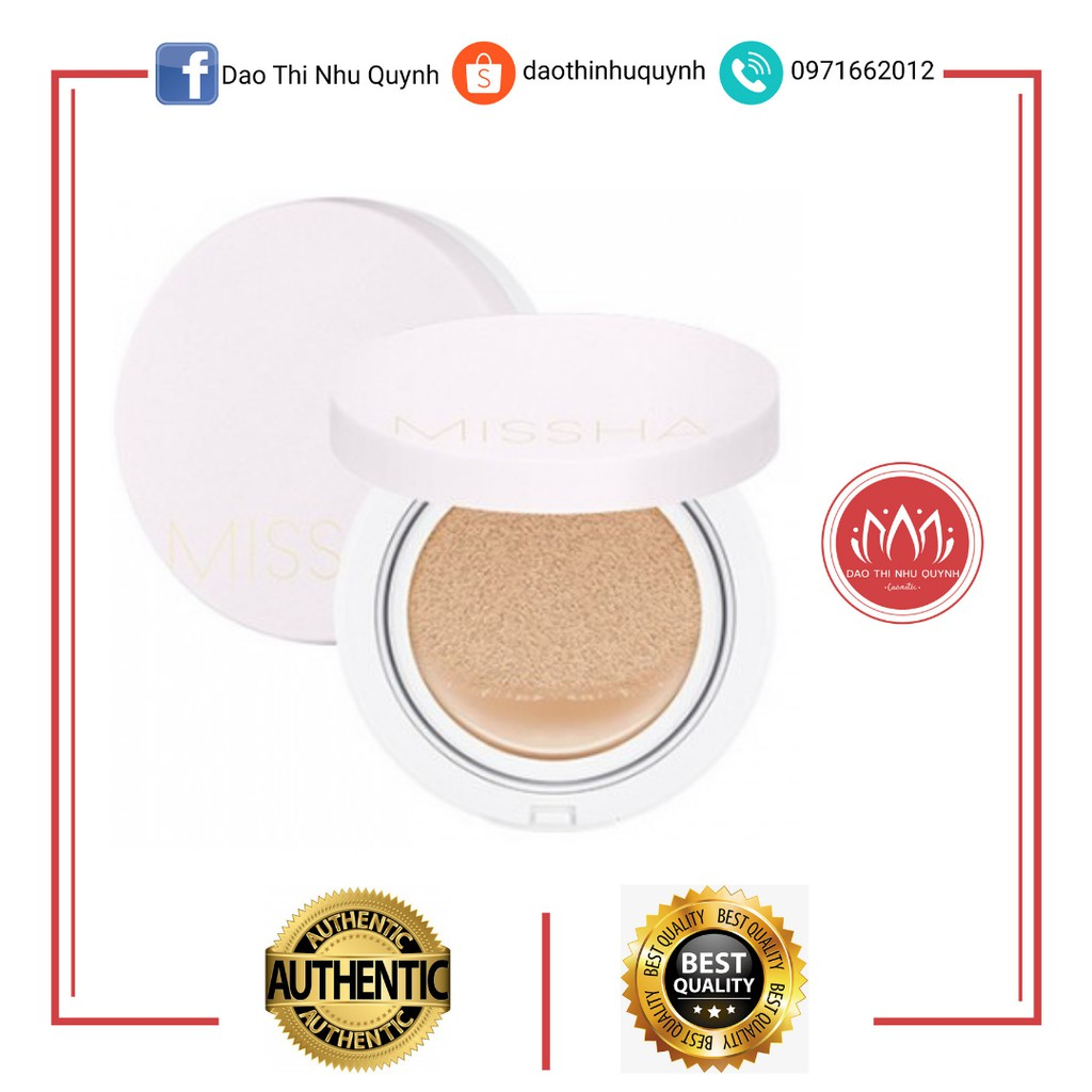 Phấn nước Missha M Magic Cushion SPF 50 PA+++