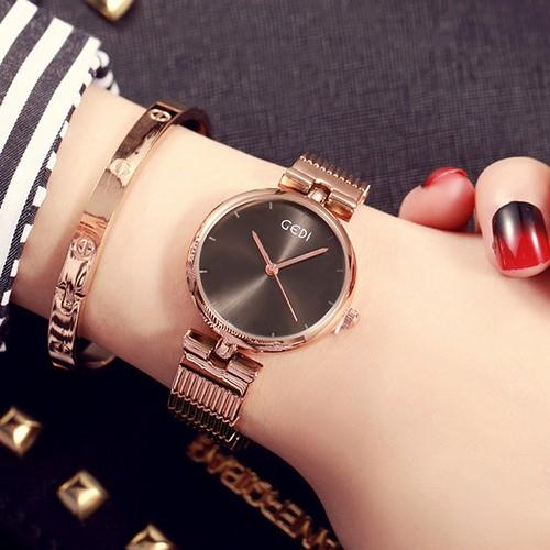 Đồng hồ nữ GEDI 1189 Nhập khẩu chính hãng