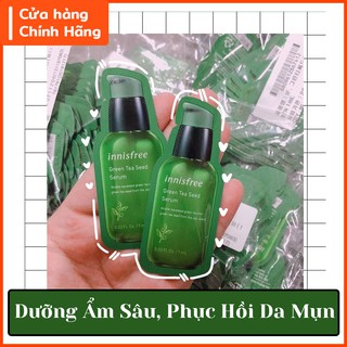 Sample Serum Innisfree The Green Tea Seed