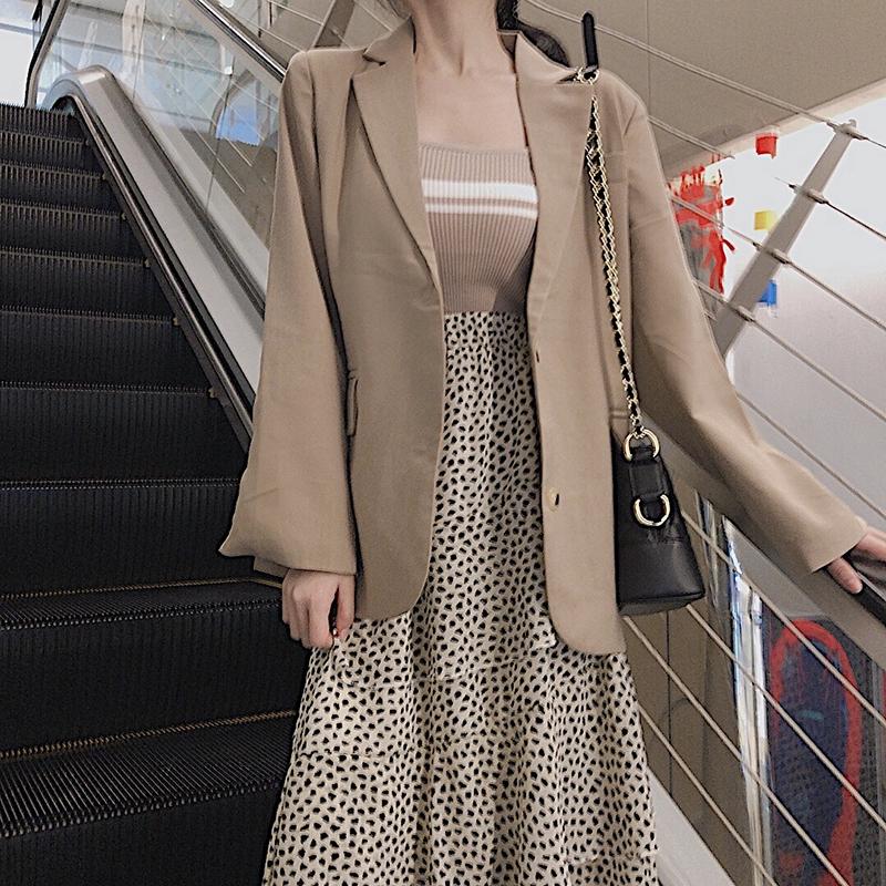 Set Áo Khoác Len Hai Dây+áo Vest+áo Khoác Ngoài