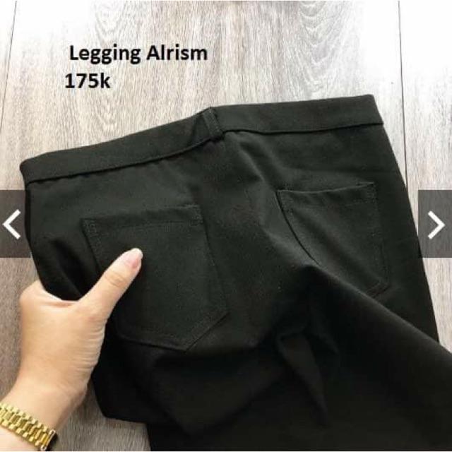Legging tản nhiệt Alrism