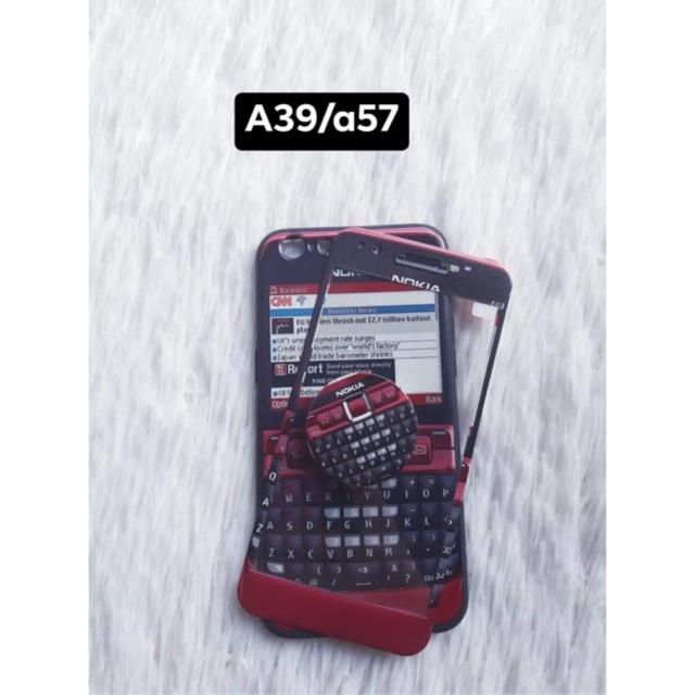 Ốp lưng và cường lực oppo a39/a57