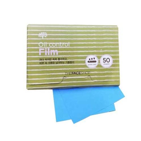 Giấy thấm dầu 50 miếng Oil Control Film