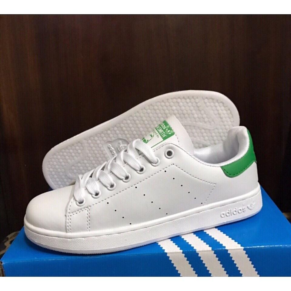 [Fullbox + móc khóa] Adidas stan smith xanh
