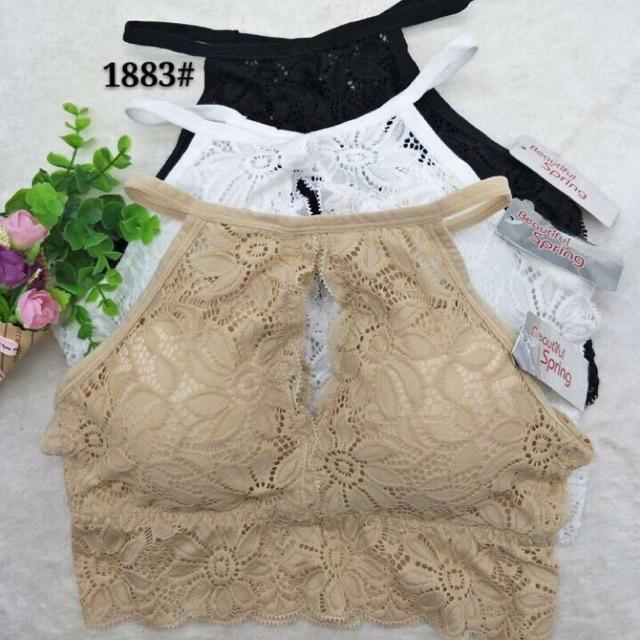 Áo bra yếm chất ren đẹp Sping