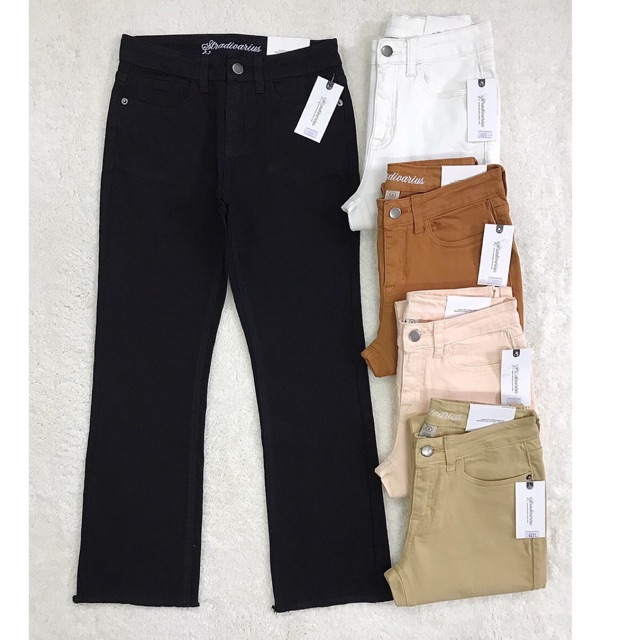 quần baxx màu