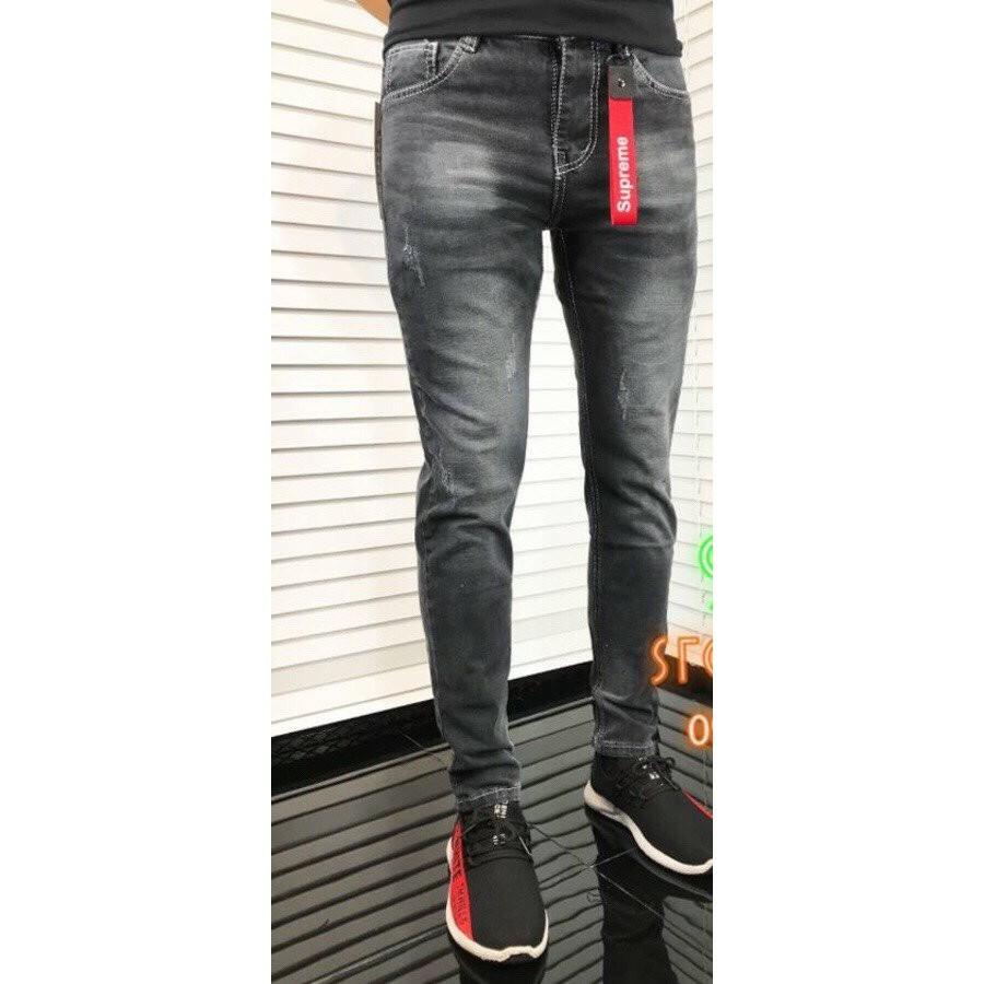 [FreeShip] ❤️Quần Jean Nam Chất Đẹp Cá Tính ❤️   Quần bò nam rẻ đẹp   quần jeans nam thời trang   Quần nam MS58