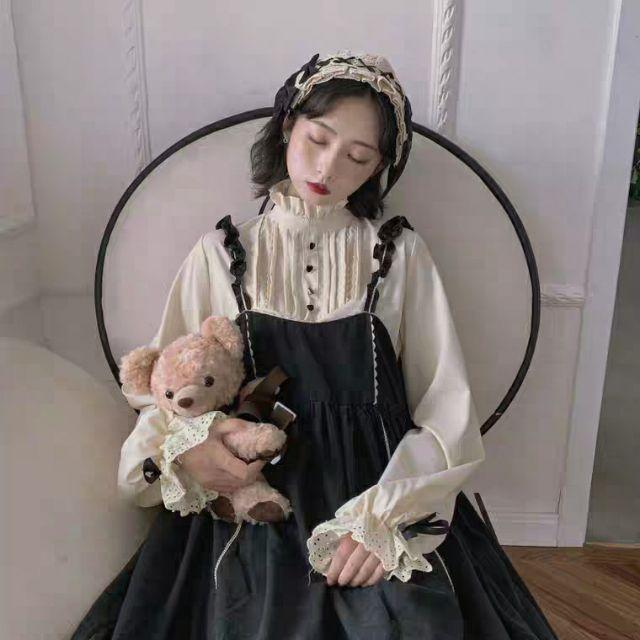 Váy đầm Lolita baby girl 2