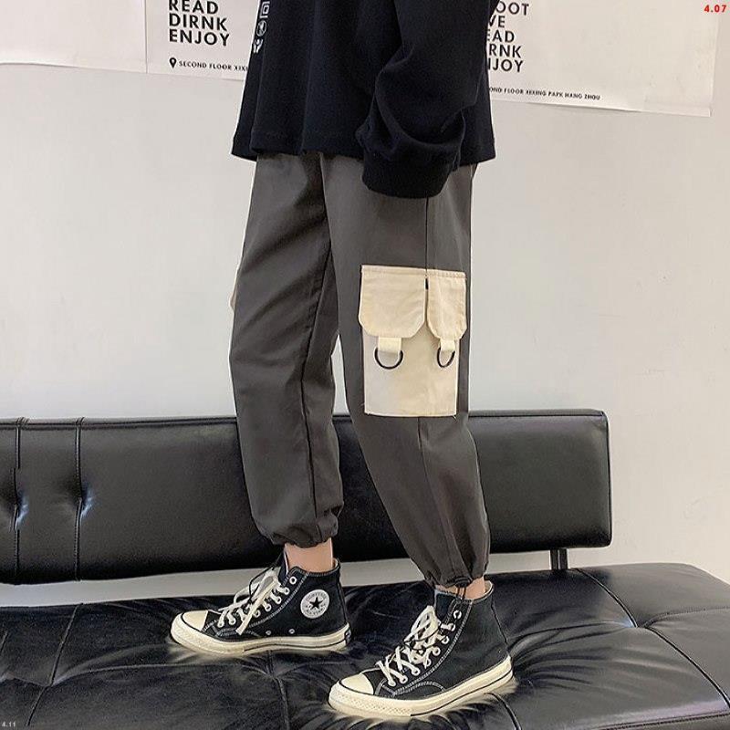 Quần Jeans Nam Thời Trang Hàn Quốc Năng Động