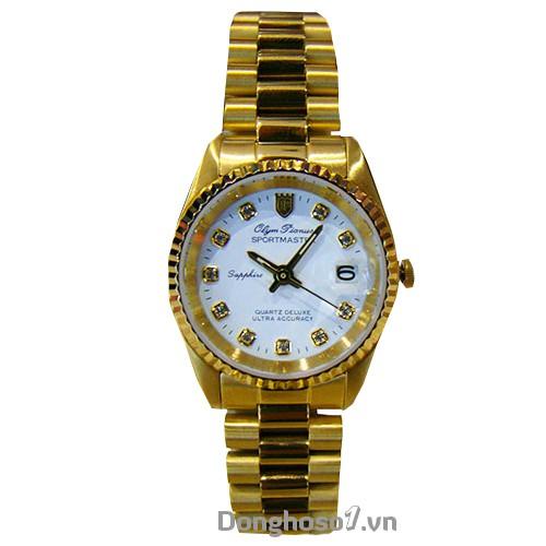 Đồng hồ nữ Olympia OP 68322K T