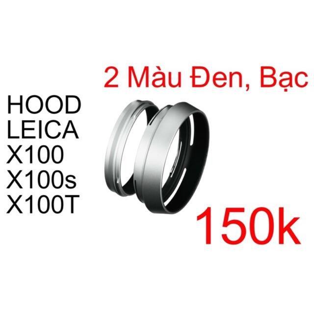 Hood máy ảnh Fuji X100, X100t, x100s, x100f, X70