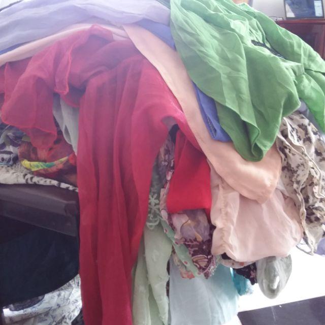 Combo áo đầm của Huệ Lê