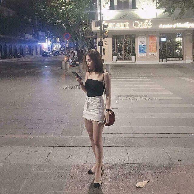 Chân váy Thái