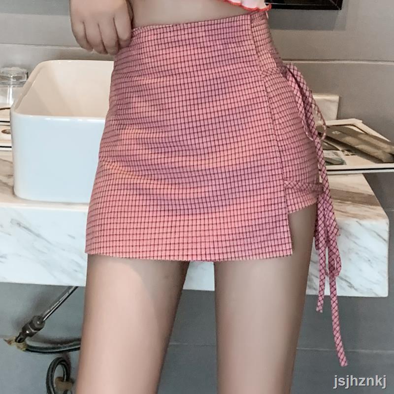 Chân Váy Lưng Cao Thiết Kế Không Đồng Đều Thời Trang Dành Cho Mùa Hè