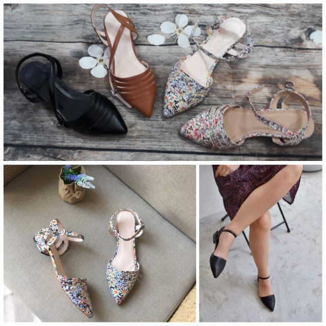 Sandal Tigish