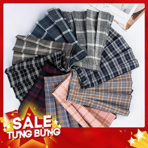 Chân Váy Tennis caro Quảng Châu Có BigSize Nhiều Màu Hot Trend -Hàng nhập khẩu