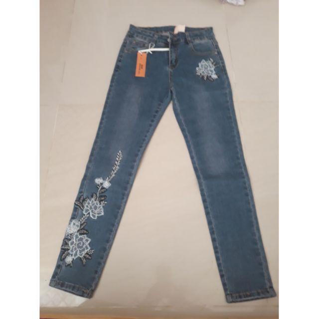 Quần jean cao cấp size 29 (chuẩn size 55-58ki)