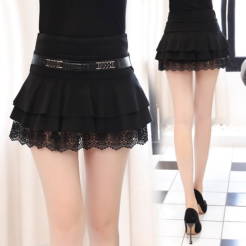 Chân Váy Da Xếp Ly Thời Trang Cá Tính Cho Nữ