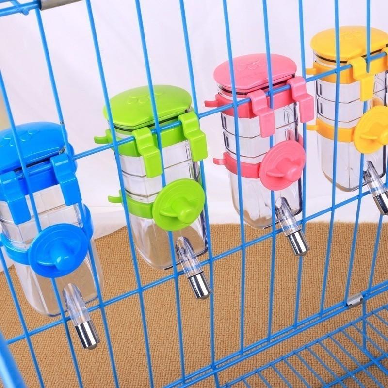 [Mã PET1807 hoàn 8% xu đơn 300K] Bình uống nước tự động cho chuột Hamsters