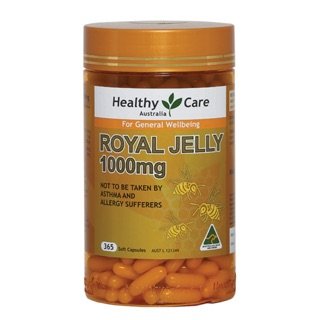 Royal Jelly 1000mg Healthy Care