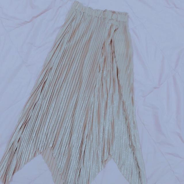 Chân váy nhũ cá tính - chân váy quảng châu