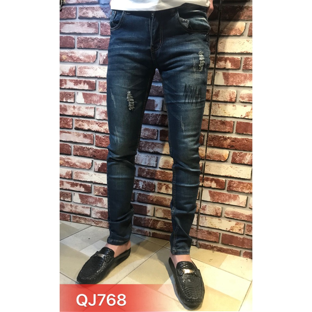quần jean QJ768