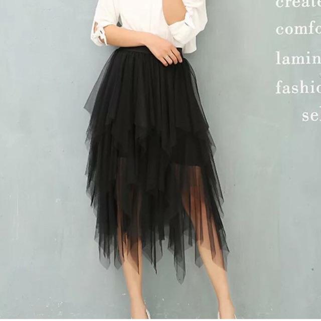 Chân váy công chúa hàng quảng châu cao cấp loại 1