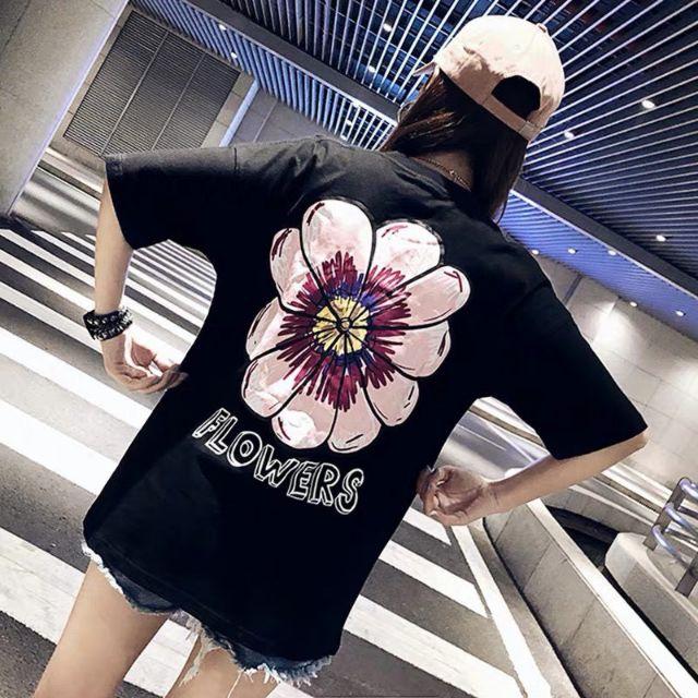 Áo Thun Flowers