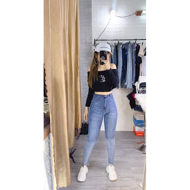 Quần jeans cao cấp màu siêu hot