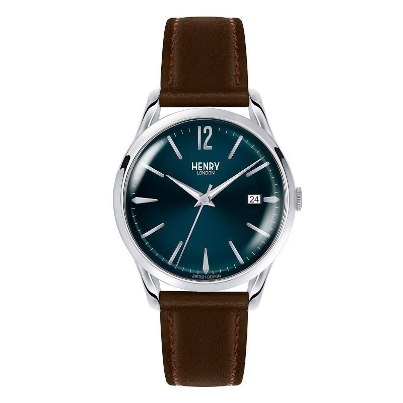 Đồng hồ nam Henry London HL39-S-0103 KNIGHTSBRIDGE : cao cấp : Chất lượng