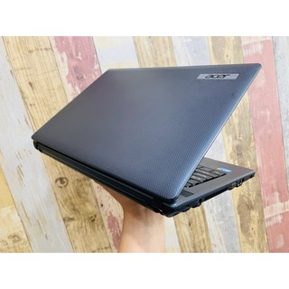 Laptop Acer Aspire 4739 Core i5-520 | Ram 4 GB | HDD 320 GB | 14 Inch