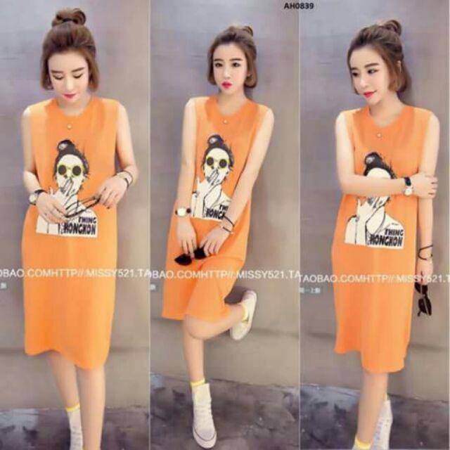 Đầm cam