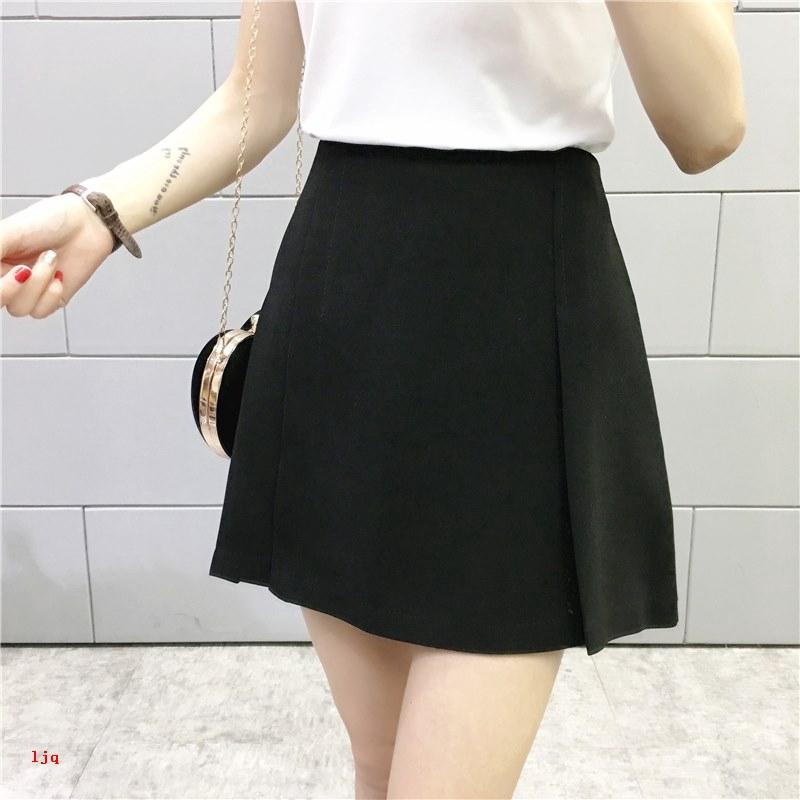 Chân Váy Chữ A Lưng Cao Thời Trang Xuân Hè 20200 Cho Nữ