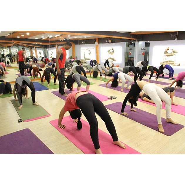 Hà Nội [Voucher] - Thẻ tập 03 tháng full time full service tại NClub Fitness Yoga tiêu chuẩn 5 sao