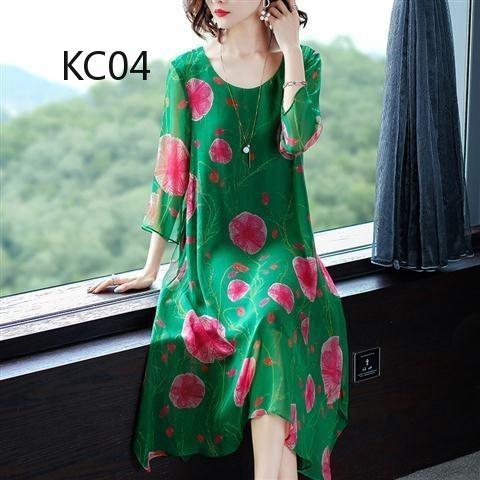 Set chân váy kèm áo thun phong cách Hàn Quốc xinh xắn cho nữ