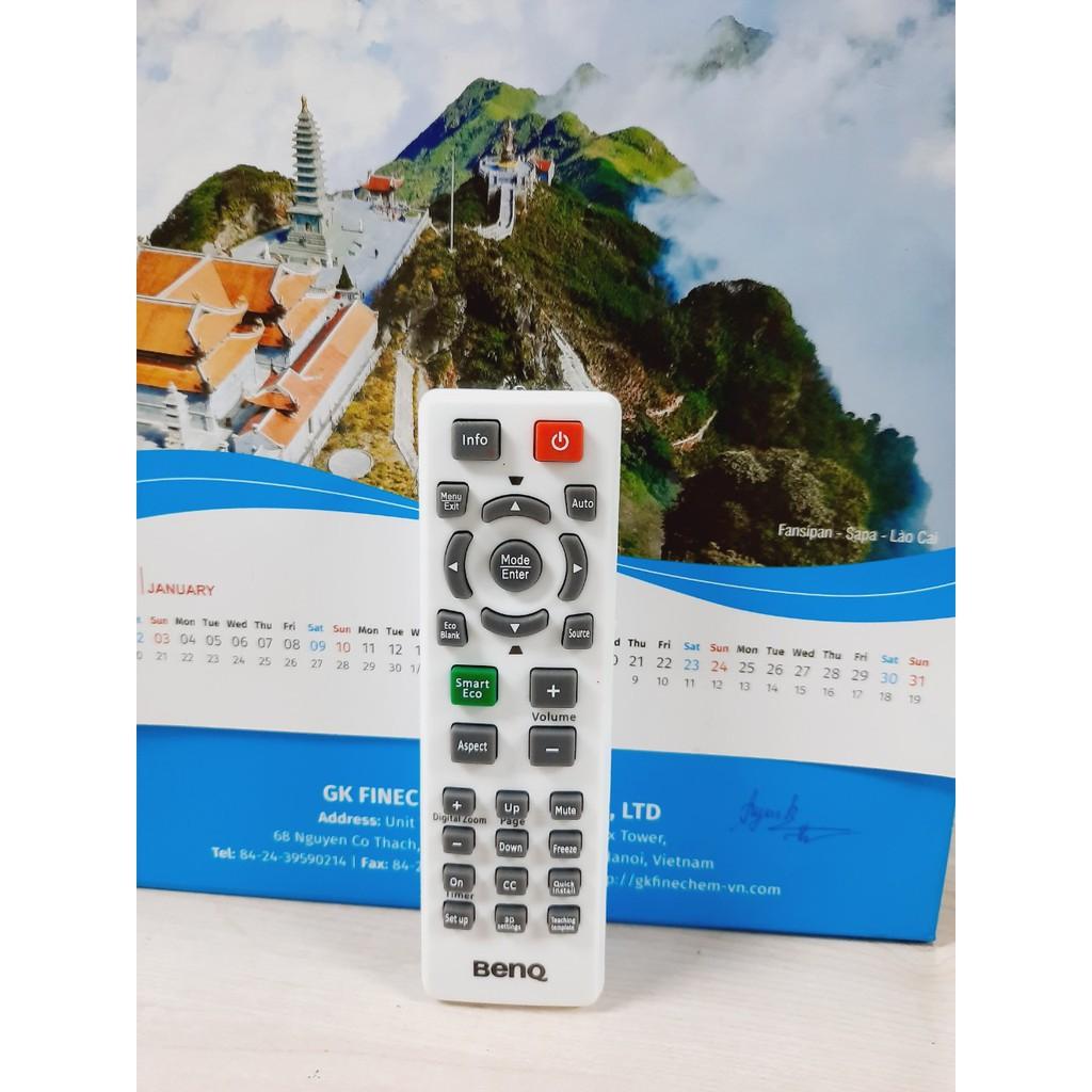 Remote Điều khiển máy chiếu BenQ- Hàng chính hãng mới 100% Tặng kèm Pin