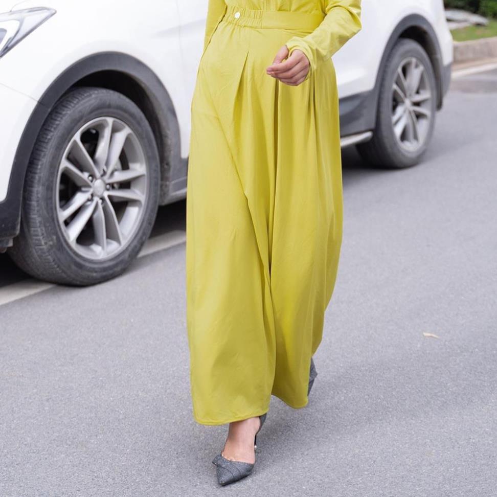 Chân váy chống nắng Thun Lạnh Cardia 2020 - NF215216