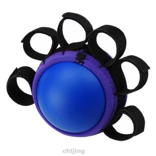 Ball Finger Muscle Power Training Rubber Rehabilitation Exercise Equipment