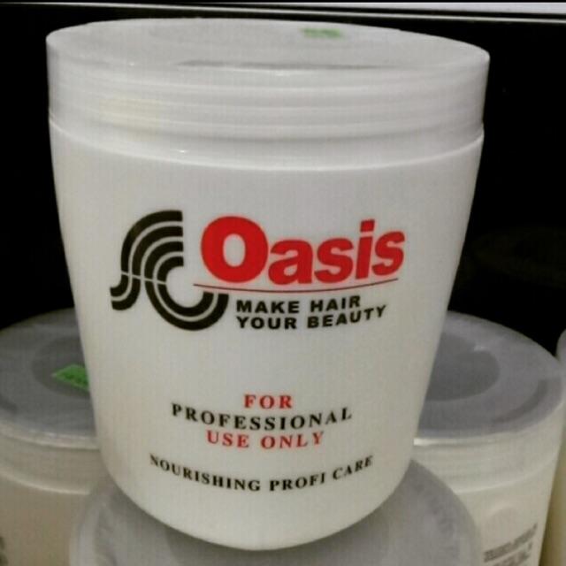 Kem ủ tóc oasis siêu dưỡng mượt tóc 1000ml