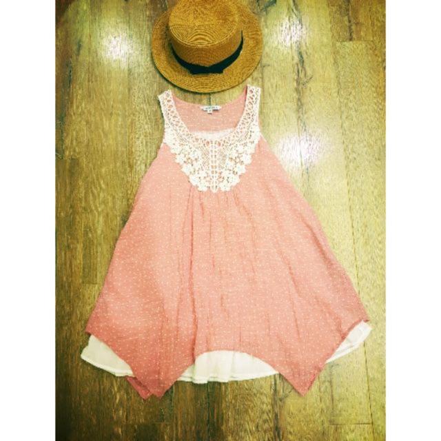 Combo áo váy vintage