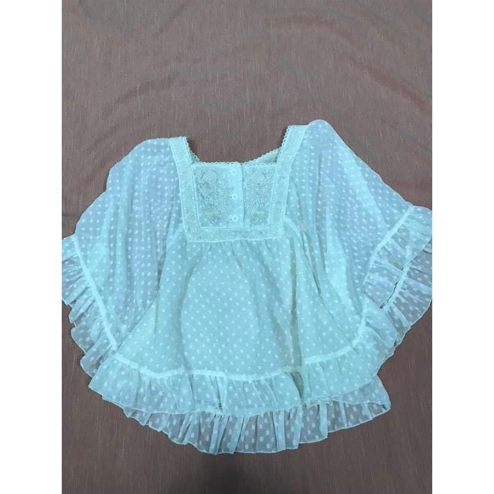 combo 1 áo và 1 đầm của chị Xuân Thanh