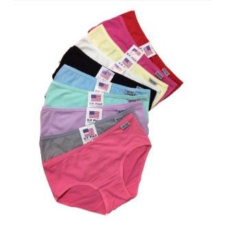 Hot sale: Combo 10 quần lót cotton HP Pulo , giá rẻ mặc thích fom dưới 50kg