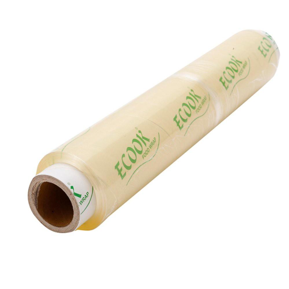 Màng Bọc Thực Phẩm Ecook Food Wrap P200 30cm X 200m THPP200