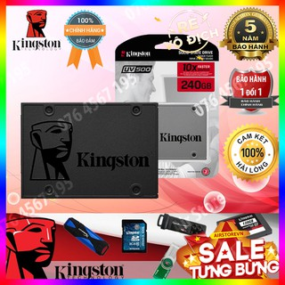 SSD Kingston 240GB UV500 3D-NAND SATA III SUV500/120G