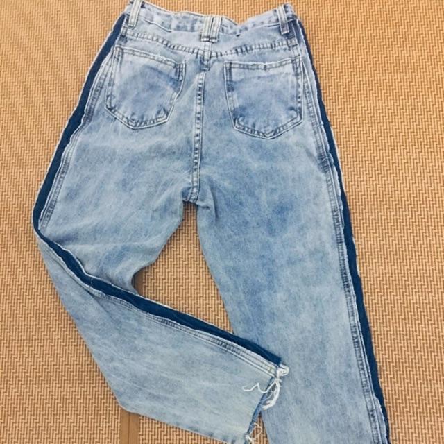 Pass quần jean nữ