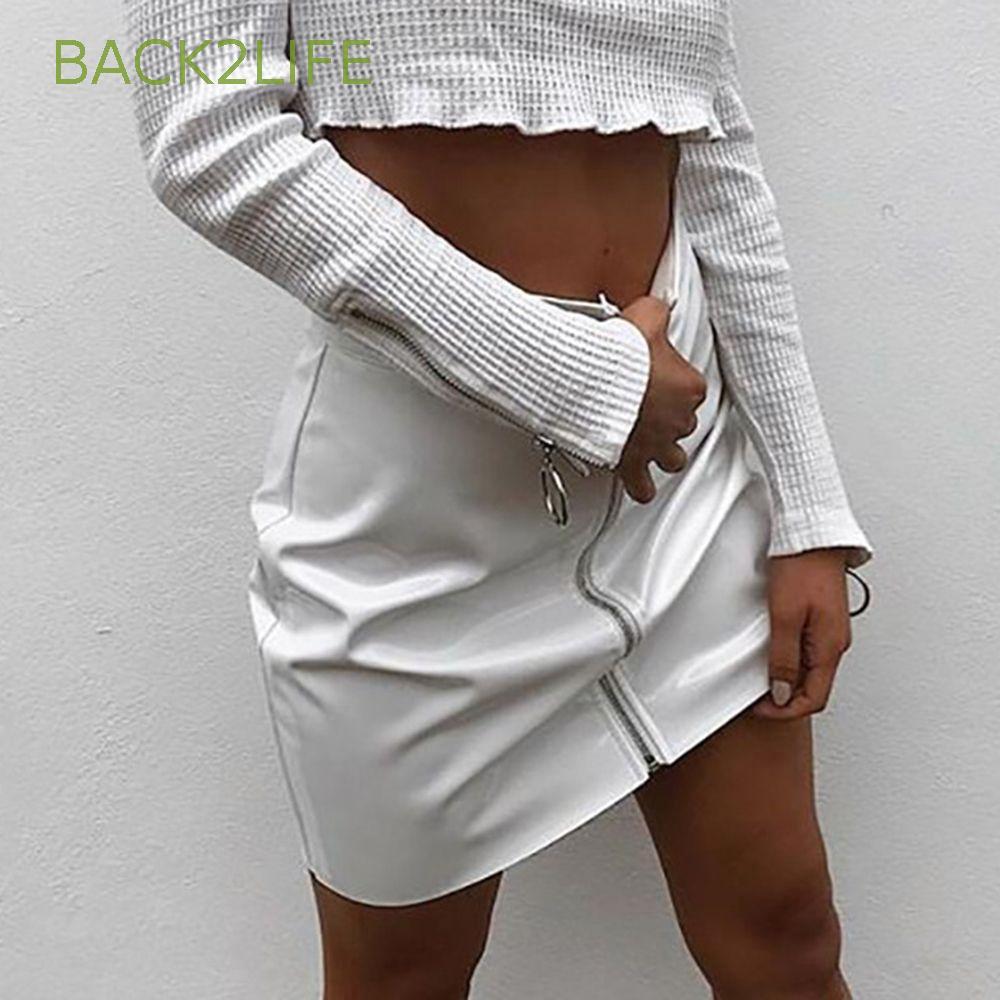 Chân váy bút chì kéo khoá thiết kế hợp thời trang